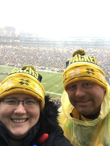 Brock attended Green Bay Packers vs. Arizona Cardinals - NFL on Dec 2nd 2018 via VetTix