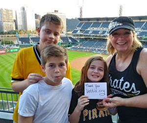 Click To Read More Feedback from Pittsburgh Pirates vs. Kansas City Royals - MLB - Fan Appreciation Night!