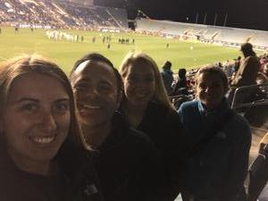 Jonathan attended Army vs. Navy Cup Vli - Collegiate Soccer on Oct 12th 2018 via VetTix