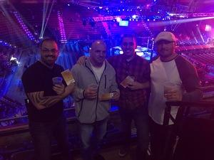 Jared attended Bellator 207 - Mitrione vs. Bader - World Grand Prix - Live Mixed Martial Arts on Oct 12th 2018 via VetTix