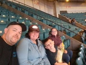 Adam attended Cole Swindell & Dustin Lynch: Reason to Drink Another Tour on Oct 12th 2018 via VetTix