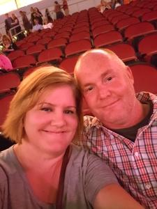 Michael attended Evening With Fleetwood MAC - Show is Tonight on Oct 10th 2018 via VetTix