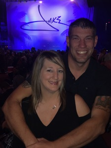 Jerry attended Jake Owen: Life's Whatcha Make It Tour - Country on Oct 12th 2018 via VetTix