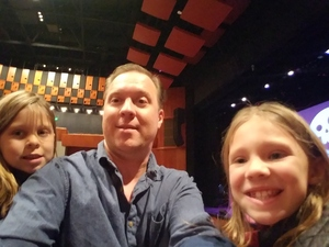 Jason attended Story Pirates Greatest Hits - Scottsdale Center for the Performing Arts on Nov 3rd 2018 via VetTix