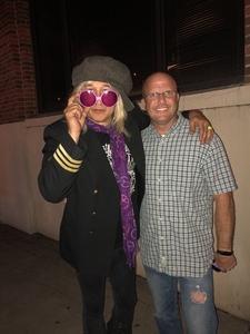 Michael attended SiriusXM Hair Nation Tour 2018 on Nov 3rd 2018 via VetTix
