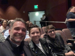 Greer attended Much Ado About Nothing - Evening on Nov 3rd 2018 via VetTix