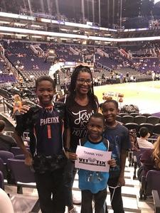Click To Read More Feedback from Phoenix Suns vs. San Antonio Spurs - NBA