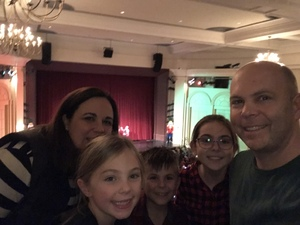 Thomas attended The Nutcracker Performed by Roxey Ballet - Sunday Matinee on Dec 2nd 2018 via VetTix