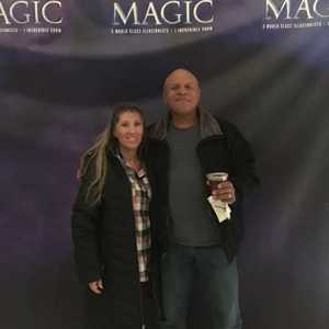 Gregory attended Champions of Magic - Denver on Nov 17th 2018 via VetTix