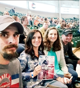 Lisa attended Cole Swindell and Dustin Lynch: Reason to Drink Another Tour - Country on Dec 1st 2018 via VetTix