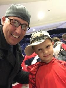 7514 attended New Jersey Devils vs. Detroit Red Wings - NHL on Nov 17th 2018 via VetTix