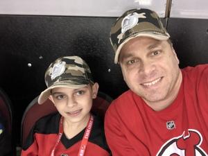 Mike attended New Jersey Devils vs. Detroit Red Wings - NHL on Nov 17th 2018 via VetTix