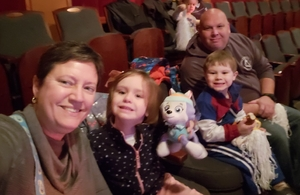 Robert attended Paw Patrol Live: Race to the Rescue - Presented by Vstar Entertainment on Dec 9th 2018 via VetTix
