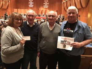 David K attended Saturday Matinee - Selections From Dardanus - Presented by the New York Philharmonic on Nov 24th 2018 via VetTix