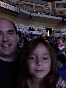Tom attended Paw Patrol Live: Race to the Rescue - Presented by Vstar Entertainment on Dec 6th 2018 via VetTix