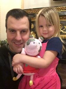 Charles attended Peppa Pig Live! on Nov 27th 2018 via VetTix