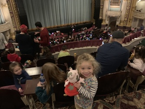 Desmond attended Peppa Pig Live! on Nov 27th 2018 via VetTix