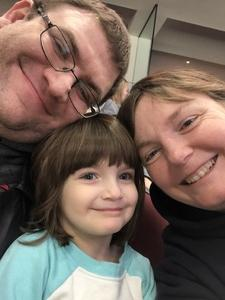 Amy attended Cleveland Monsters vs. Syracuse Crunch - AHL on Dec 1st 2018 via VetTix