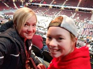 Stacie attended Cleveland Cavaliers vs. Minnesota Timberwolves - NBA on Nov 26th 2018 via VetTix