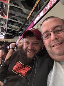 Dallas attended Cleveland Cavaliers vs. Minnesota Timberwolves - NBA on Nov 26th 2018 via VetTix