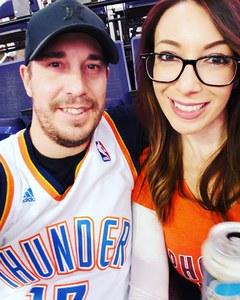 Paul attended Phoenix Suns vs. Oklahoma City Thunder - NBA on Nov 17th 2018 via VetTix