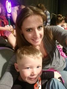Stephanie attended Peppa Pig Live! on Dec 2nd 2018 via VetTix