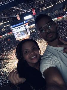William attended Brooklyn Nets vs. Philadelphia 76ers - NBA on Nov 25th 2018 via VetTix