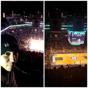 Dionisio attended Brooklyn Nets vs. Philadelphia 76ers - NBA on Nov 25th 2018 via VetTix