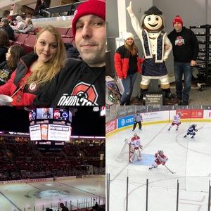 Josh attended Ohio State Buckeyes vs. Penn State Nittany Lion - NCAA Men's Hockey on Nov 23rd 2018 via VetTix