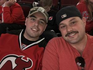 Joseph attended New Jersey Devils vs. New York Islanders - NHL on Nov 23rd 2018 via VetTix