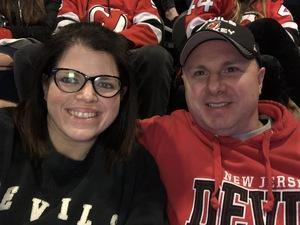 Michael attended New Jersey Devils vs. New York Islanders - NHL on Nov 23rd 2018 via VetTix