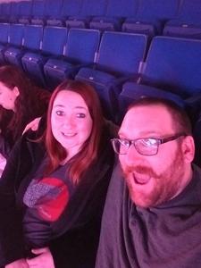 Brandi attended Tulsa Oilers vs. Allen Americans - ECHL on Nov 27th 2018 via VetTix