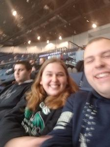 William attended Rochester Americans vs Binghamton Devils - AHL on Dec 12th 2018 via VetTix