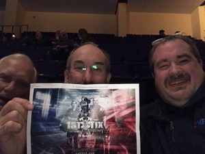 Matthew attended John Fogerty - Pop on Nov 29th 2018 via VetTix