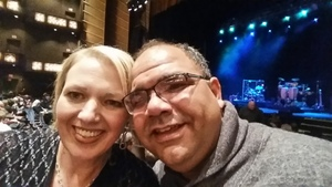 Amber attended Kenny G. - the Miracles Holiday and Hits Tour on Dec 1st 2018 via VetTix
