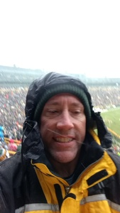 Jamie attended Green Bay Packers vs. Arizona Cardinals - NFL on Dec 2nd 2018 via VetTix