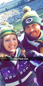 Paige attended Green Bay Packers vs. Atlanta Falcons - NFL on Dec 9th 2018 via VetTix