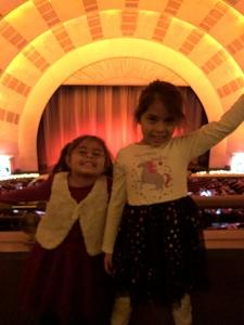Mo attended Christmas Spectacular Starring the Radio City Rockettes on Nov 27th 2018 via VetTix