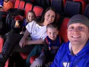 Nicholas attended Detroit Pistons vs. New Orleans Pelicans - NBA on Dec 9th 2018 via VetTix