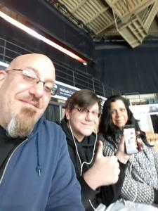 Joseph attended Worcester Railers vs. Maine Mariners - ECHL on Dec 2nd 2018 via VetTix