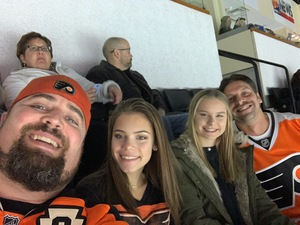 Ronald attended Lehigh Valley Phantoms vs. Cleveland Monsters - AHL on Dec 5th 2018 via VetTix