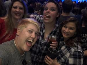 Nikcole attended Cmt on Tour Presents Brett Young's Here Tonight Tour W/ Special Guests - Folk on Nov 30th 2018 via VetTix
