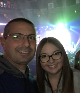 Kevin attended 101. 3 Kdwb's Jingle Ball Presented by Capital One - Pop on Dec 3rd 2018 via VetTix