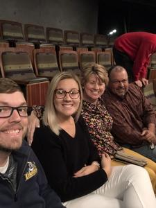 Jeffrey attended A Christmas Carol - the Musical at 2 PM on Dec 8th 2018 via VetTix