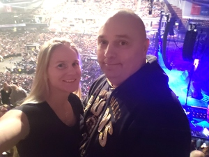 Jennifer attended Chris Young: Losing Sleep World Tour 2018 - Country on Dec 8th 2018 via VetTix