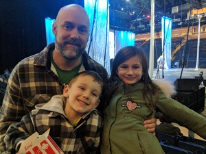 Joseph attended Cirque Musica Holiday Presents Wonderland - Circus on Dec 9th 2018 via VetTix