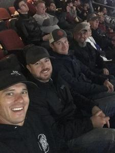 Brennan attended Arizona Coyotes vs. Washington Capitals - NHL on Dec 6th 2018 via VetTix