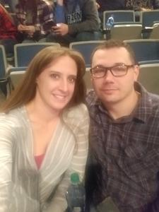 Stephanie attended Old Dominion: Happy Endings World Tour on Dec 13th 2018 via VetTix