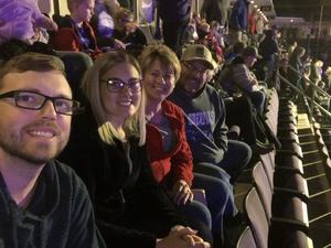 Jeffrey attended GCU Lopes vs. Utah Valley - Men's Basketball WAC - *See Notes on Jan 3rd 2019 via VetTix