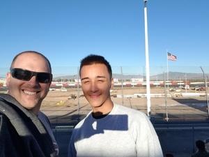 Christopher attended Tucson Speedway: Turkey Shoot on Nov 24th 2018 via VetTix